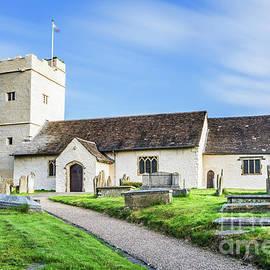 Steve Purnell - St Sannans Church Bedwellty