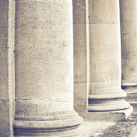 Stone pillars - Tom Gowanlock