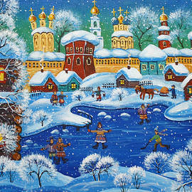 Maria Podverbnaya - The icering
