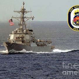 USS BULKELEY - Baltzgar