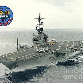 USS CORAL SEA - Baltzgar