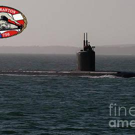 USS SCRANTON - Baltzgar