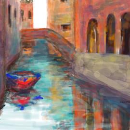 Uma Krishnamoorthy - Venice