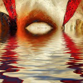 Sir Josef Social Critic - ART - Heavens Waves - Sri Yantra