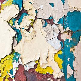 Peeling paint - Tom Gowanlock
