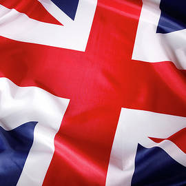 British flag - Les Cunliffe