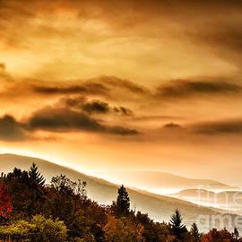 Thomas R Fletcher - Allegheny Mountain Sunrise