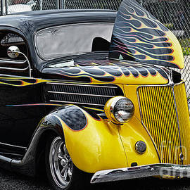 JW Hanley - 36 Ford Coupe Real Rod