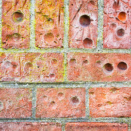 Brick wall - Tom Gowanlock