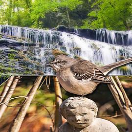 Susan Whitaker - 3D Bird
