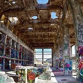 American Flats Graffiti