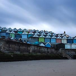 Beach Huts - Martin Newman