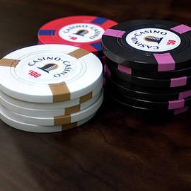 Casino Chips - Allan Swart