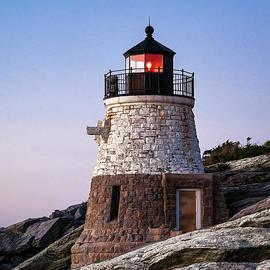John Greim - Castle Hill Lighthouse