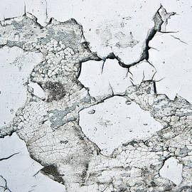 Cracked paint - Tom Gowanlock