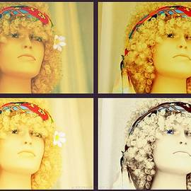 Kathy Barney - 4 Faces of Eve