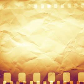 Film frames  - Les Cunliffe