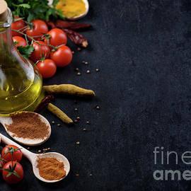 Food ingredients - Jelena Jovanovic