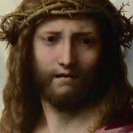 Head of Christ - Correggio