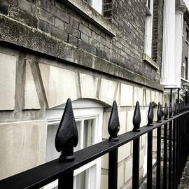 Iron railings detail  - Tom Gowanlock