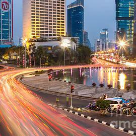 Didier Marti - Jakarta night rush