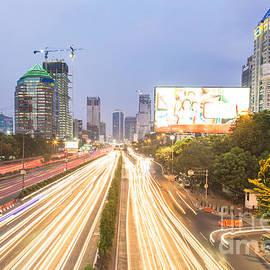 Didier Marti - Jakarta twilight