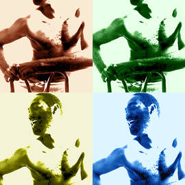 Walter Oliver Neal - 4 Portraits of Exuberance