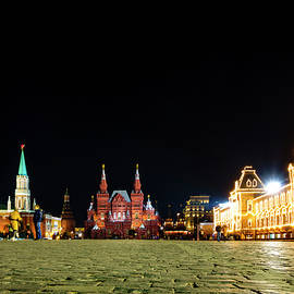 Alexey Stiop - Red Square