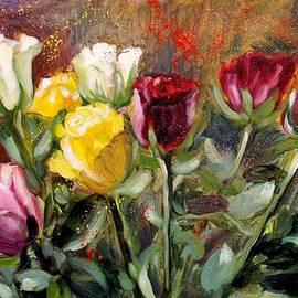 Elena Sokolova - Roses
