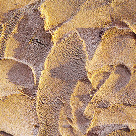 Sand pattern - Tom Gowanlock