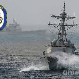 USS CHAFEE - Baltzgar