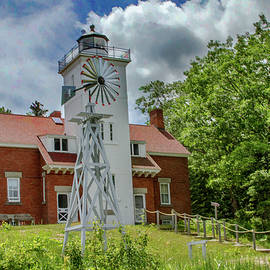 Bill Gallagher - 40 Mile Point Lighthouse