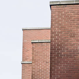 Brick building - Tom Gowanlock