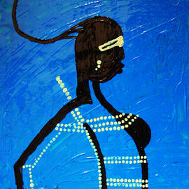 Gloria Ssali - Dinka Lady - South Sudan