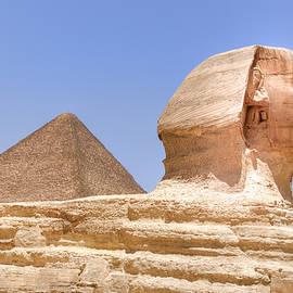 Joana Kruse - Great Sphinx of Giza - Egypt