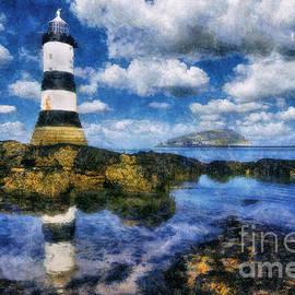 Ian Mitchell - Penmon Lighthouse