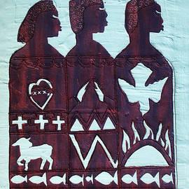 Gloria Ssali - The Holy Trinity