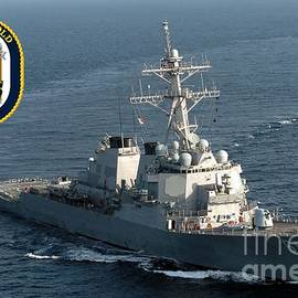 USS BENFOLD - Baltzgar