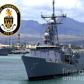 USS CROMMELIN - Baltzgar