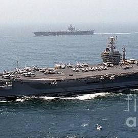 USS DWIGHT D EISENHOWER - Baltzgar