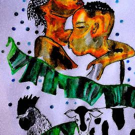 Gloria Ssali - Kintu and Nambi Poster