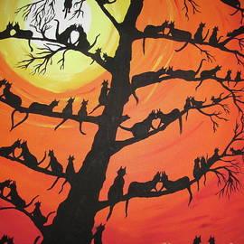 Jeffrey Koss - 60 Cats In The Love Tree