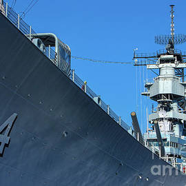 64 Battleship Wisconsin