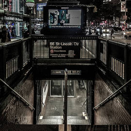 Srinivasan Venkatarajan - 66th Street-Lincoln Center Station