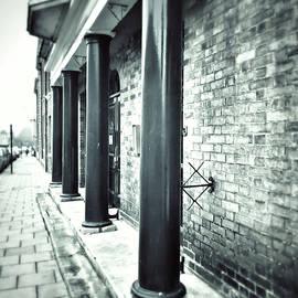 A building exterior  - Tom Gowanlock