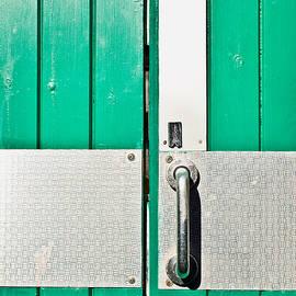 Green door - Tom Gowanlock