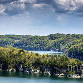 Thomas R Fletcher - Long Point Summersville Lake