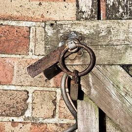 Old gate - Tom Gowanlock