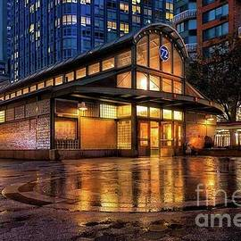 Jerry Fornarotto - 72nd Street Subway Station