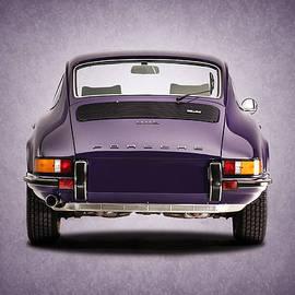 73 Porsche 911 - Mark Rogan
